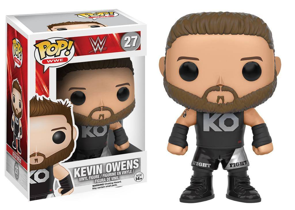 WWE Wrestling POP! WWE Vinyl Figure Kevin Owens 9 cm