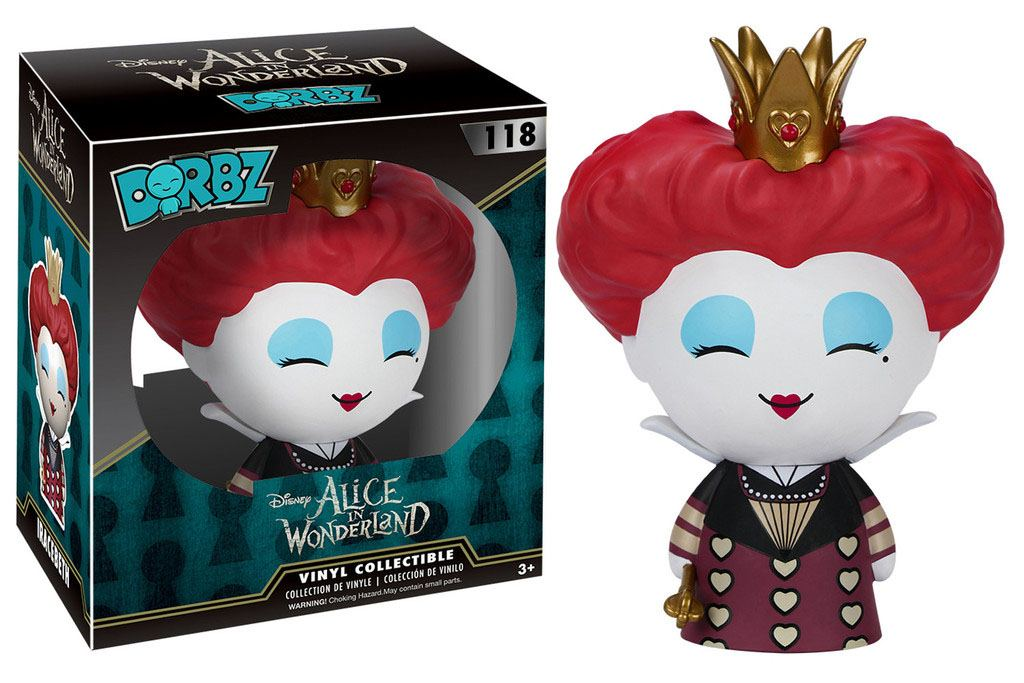 Alice in Wonderland Vinyl Sugar Dorbz Vinyl Figure Iracebeth 8 cm