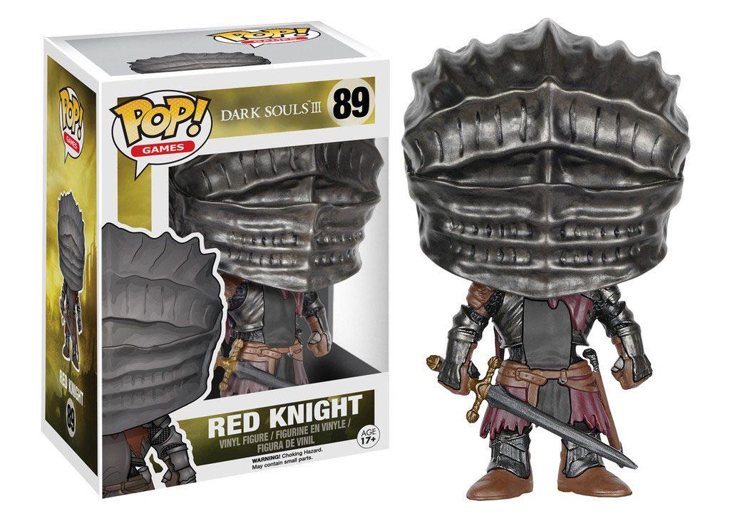 Dark Souls III POP! Games Vinyl Figure Red Knight 9 cm