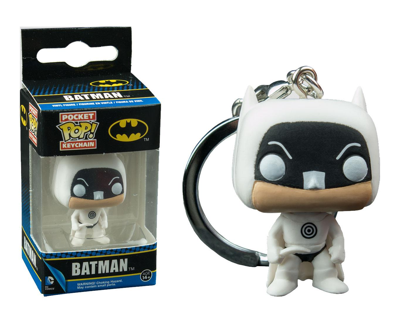 DC Comics Pocket POP! Vinyl Keychain Batman Bullseye 4 cm