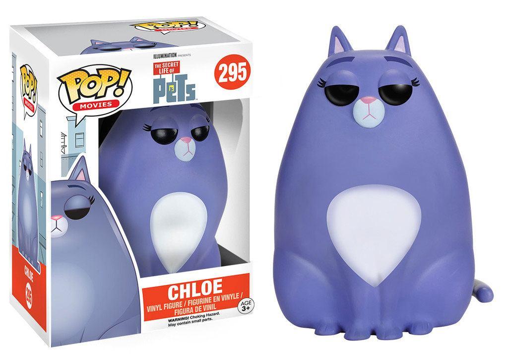 Secret Life of Pets POP! Movies Vinyl Figure Chloe 9 cm