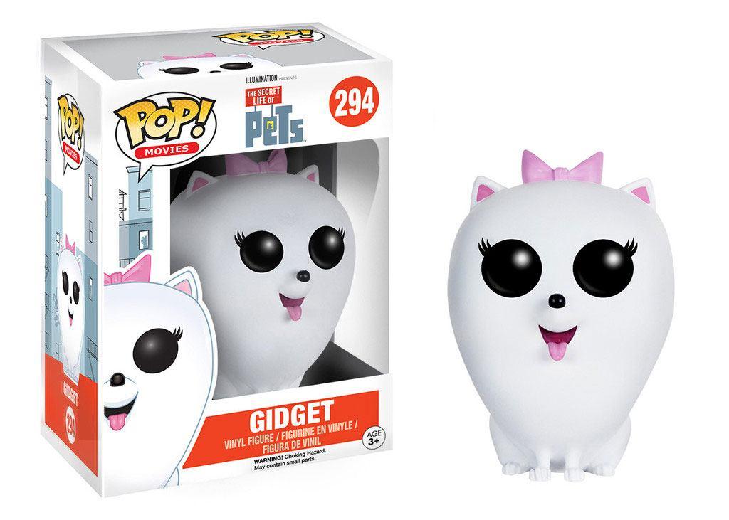 Secret Life of Pets POP! Movies Vinyl Figure Gidget 7 cm