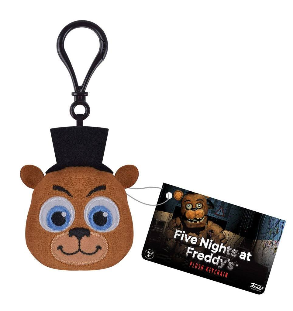 Five Nights at Freddy's Plush Keychain Freddy 5 cm