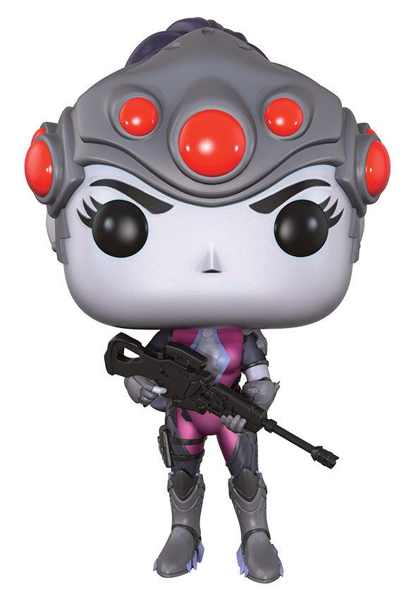 Overwatch POP! Games Vinyl Figure Widowmaker 9 cm