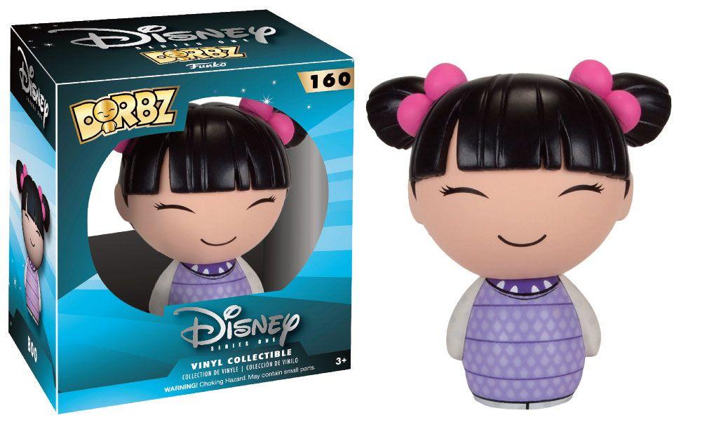 Disney Dorbz Vinyl Figure Boo Monster Outfit (Monsters, Inc.) 8 cm