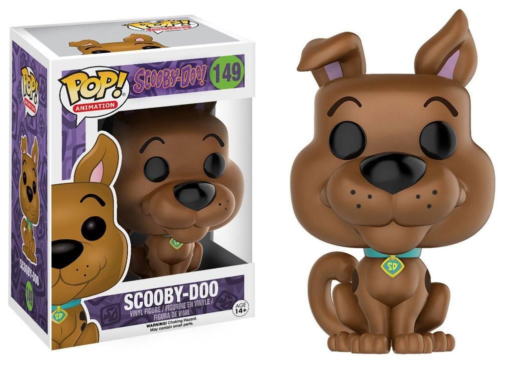 Scooby Doo POP! Animation Vinyl Figure Scooby-Doo 9 cm