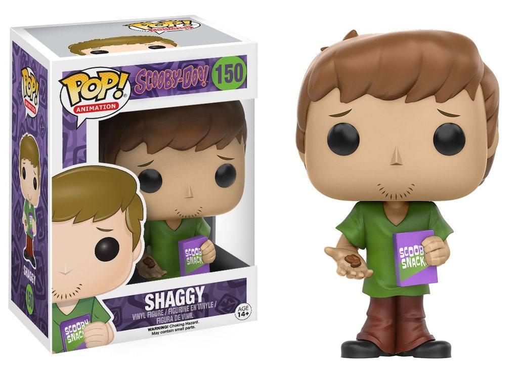Scooby Doo POP! Animation Vinyl Figure Shaggy 9 cm