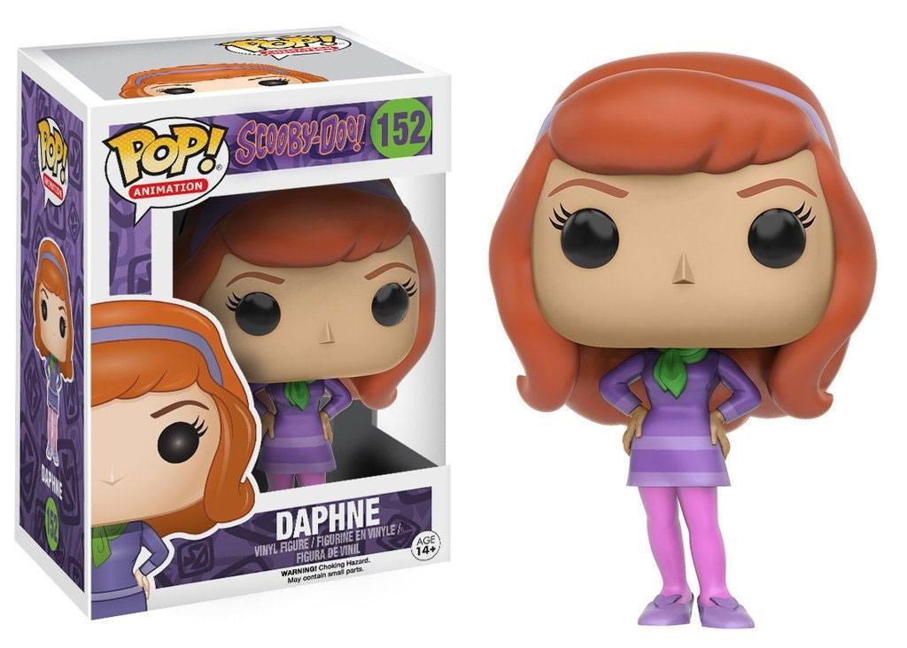 Scooby Doo POP! Animation Vinyl Figure Daphne 9 cm