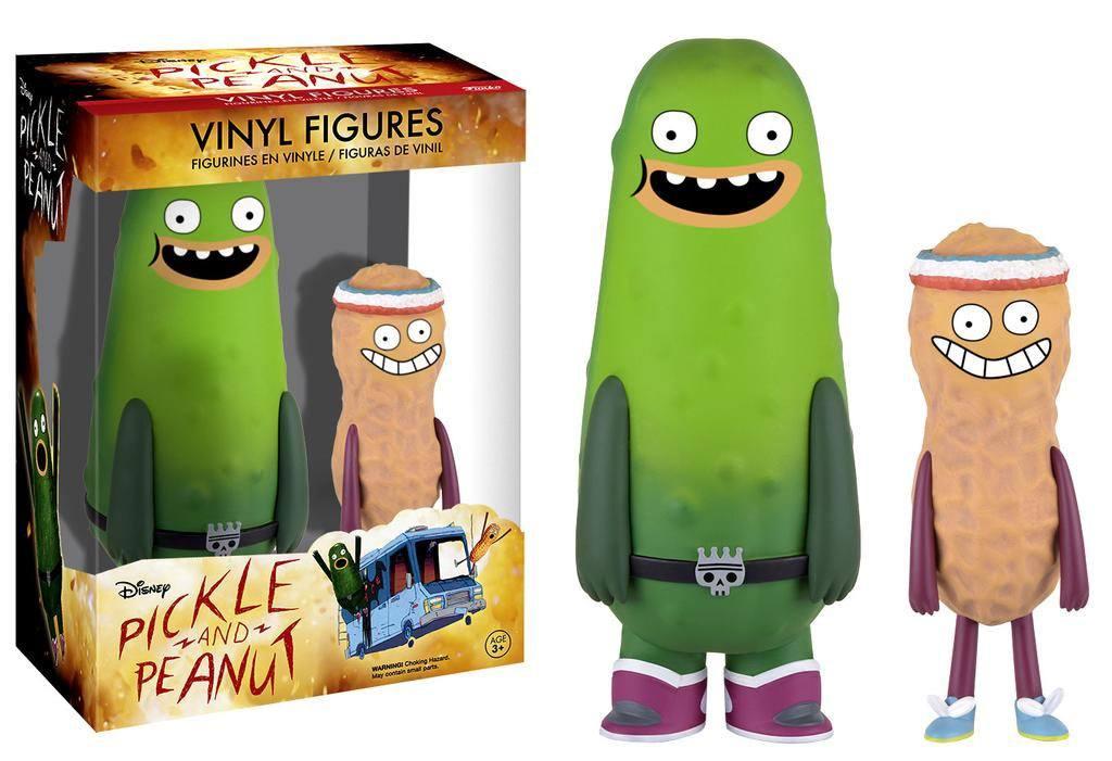 Pickle and Peanut Vinyl Figures 2-Pack Pickle & Peanut 11 - 15 cm