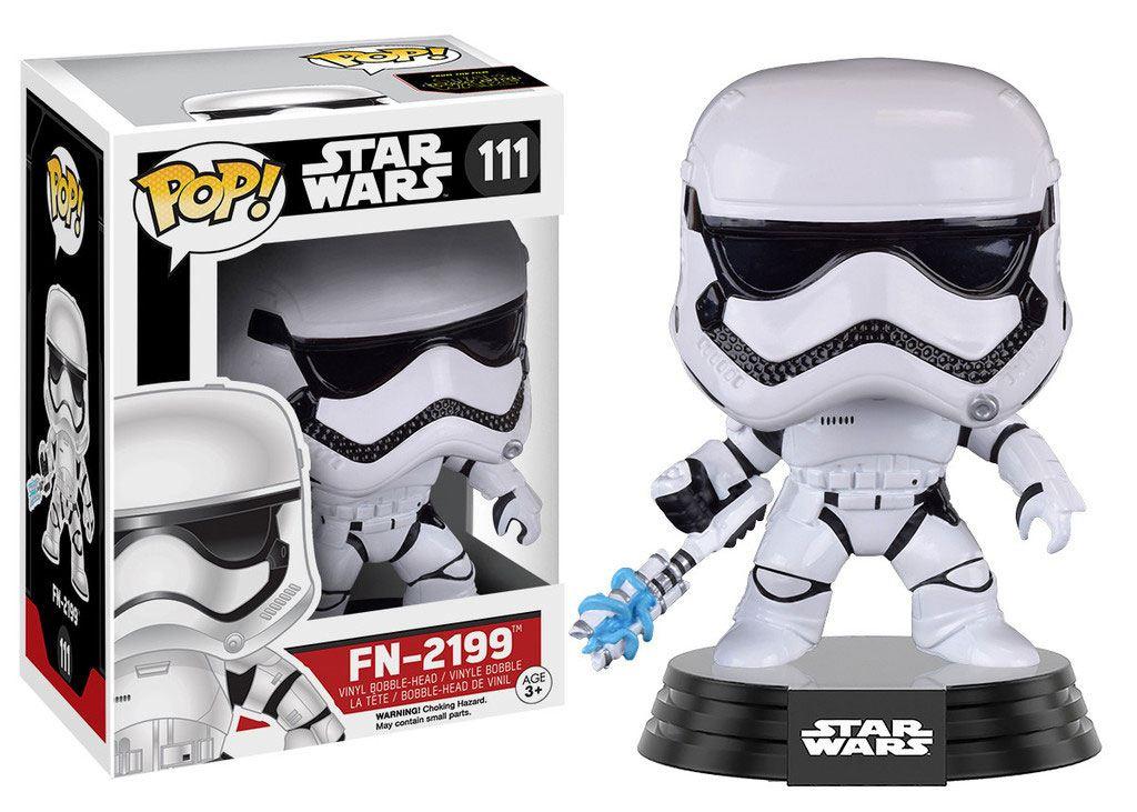 Star Wars Episode VII POP! Vinyl Bobble-Head Figure FN-2199 Trooper 9 cm
