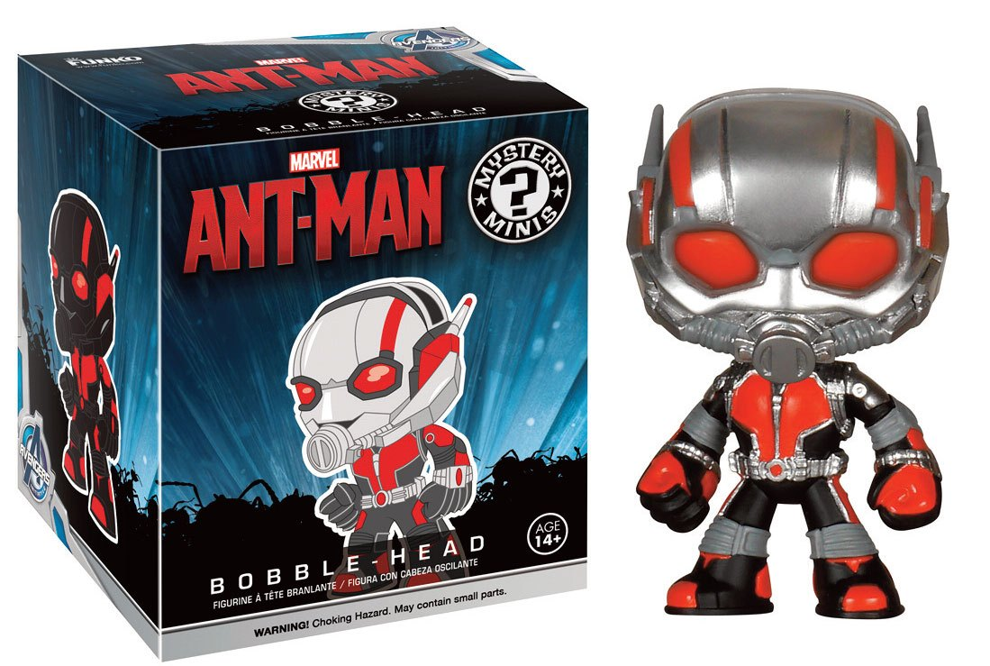 Marvel Comics Mystery Mini Figure Ant-Man 6 cm