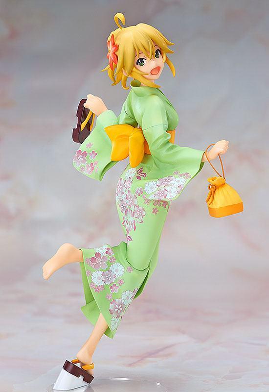 The Idolmaster PVC Statue 1/8 Miki Hoshii Yukata Version 20 cm