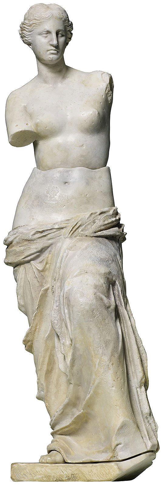 The Table Museum Figma Action Figure Venus de Milo 15 cm