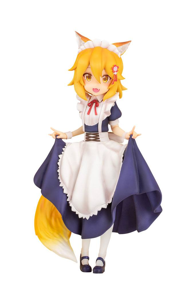 The Helpful Fox Senko-san Statue 1/7 Senko Maid Ver. 20 cm