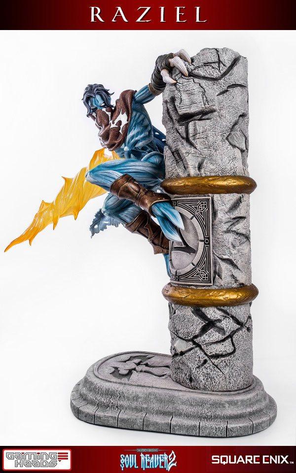The Legacy of Kain Soul Reaver 2 Statue 1/4 Raziel 62 cm