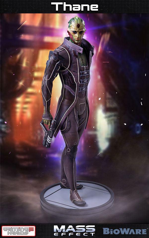 Mass Effect Statue 1/4 Thane 47 cm
