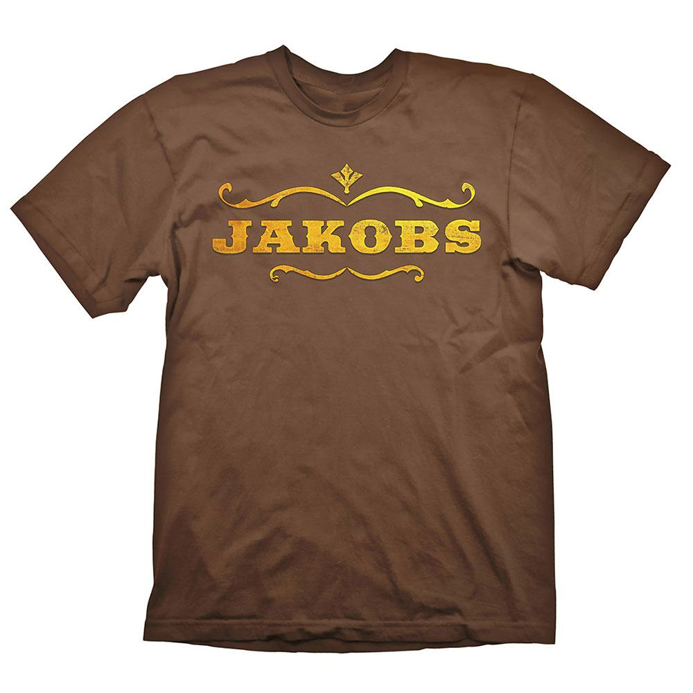 Borderlands T-Shirt Jakobs Size S