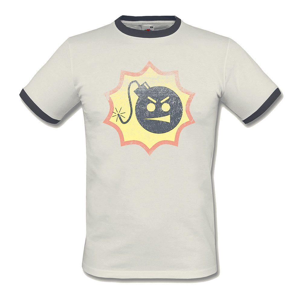 Serious Sam Ringer T-Shirt Logo Size S