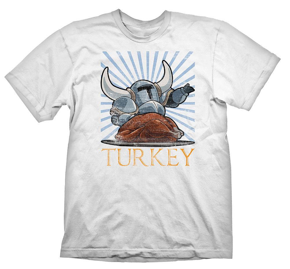 Shovel Knight T-Shirt Turkey Size XL