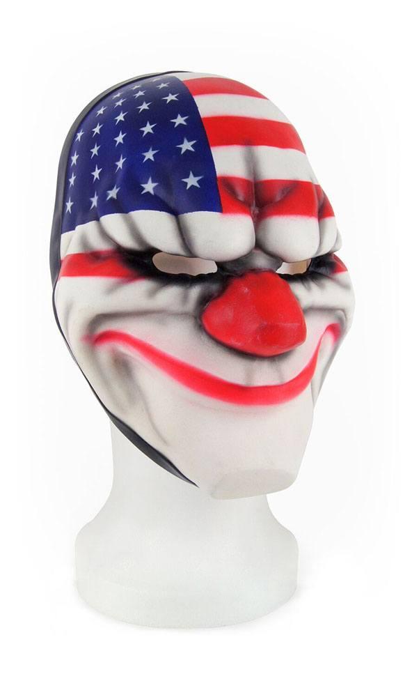 Payday 2 Vinyl Mask Dallas