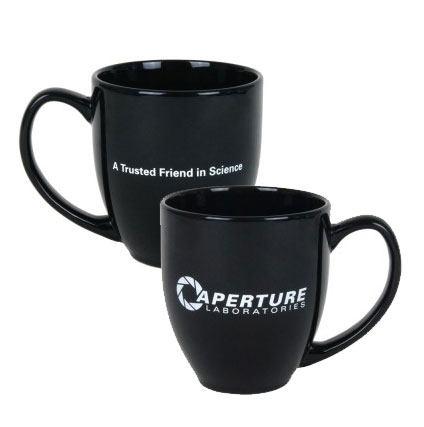 Portal 2 Mug Aperture Laboratories