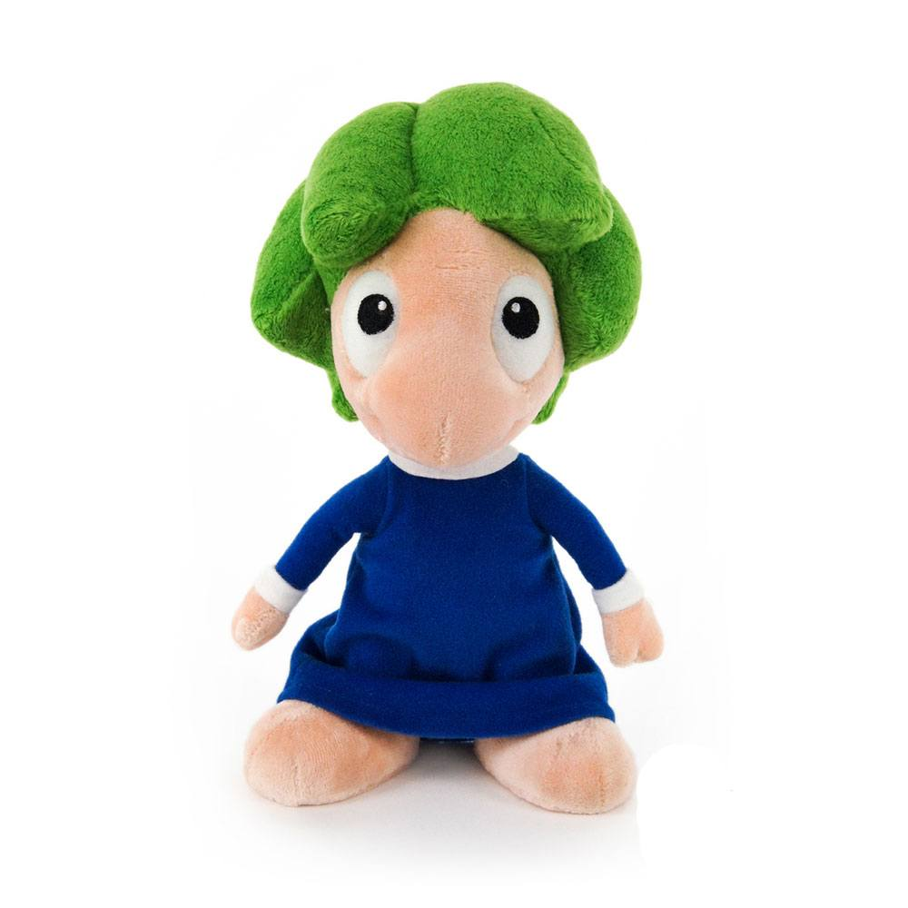 Lemmings Plush Figure with sound Lemming 22 cm