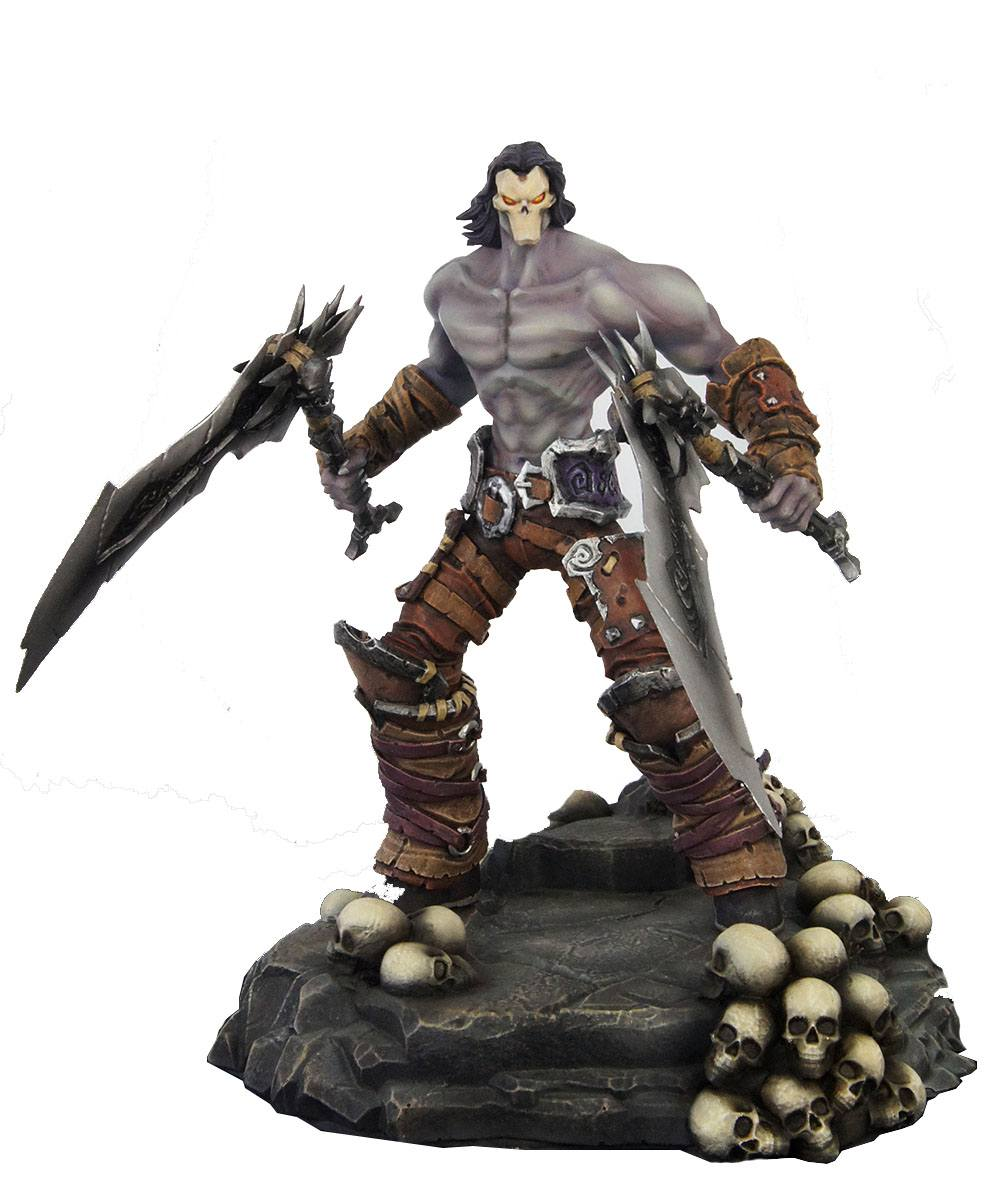 Darksiders II PVC Statue Death 26 cm