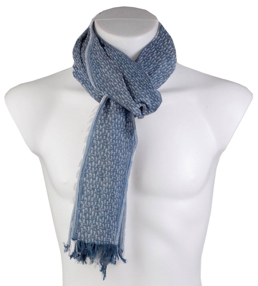 Uncharted 4 Scarf Nathan Drake's Silhouettes
