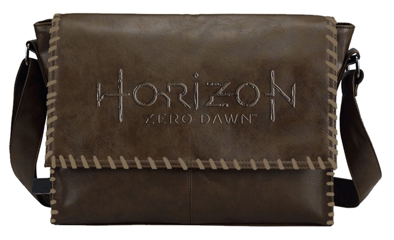 Horizon Zero Dawn Messenger Bag Logo