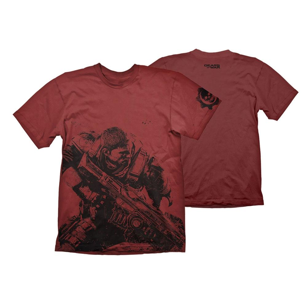 Gears of War 4 T-Shirt Fenix Size S
