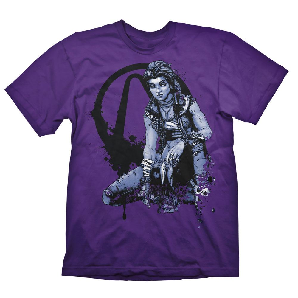 Borderlands 3 T-Shirt Amara Size L