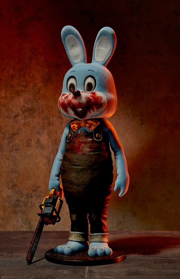 Silent Hill 3 Statue 1/6 Robbie the Rabbit Blue Version 34 cm