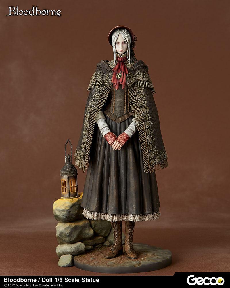 Bloodborne Statue 1/6 Doll 35 cm