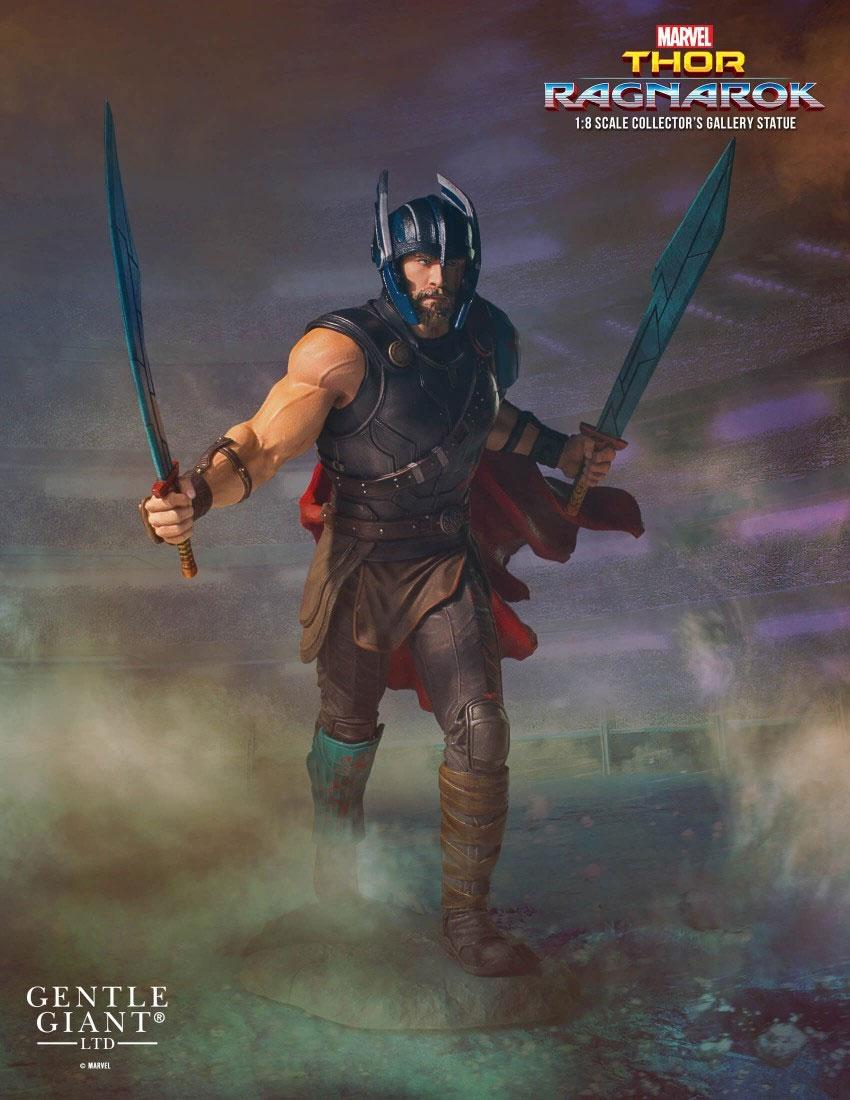 Thor Ragnarok Collectors Gallery 1/8 Scale Statue by Gentle Giant