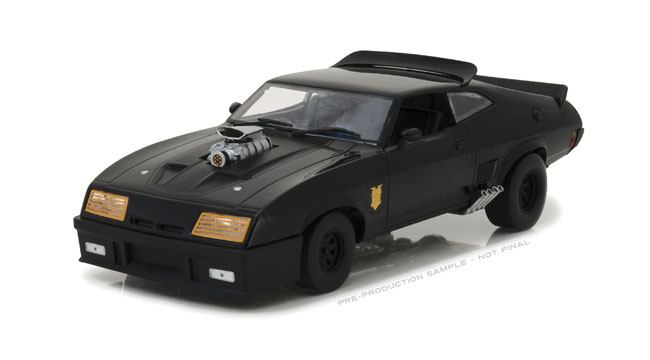 Mad Max Diecast Model 1/18 1973 Ford Falcon XB