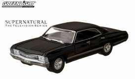 Supernatural Diecast Model 1/64 1967 Chevrolet Impala Sedan