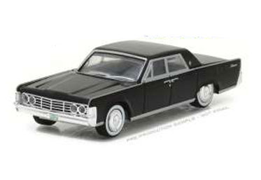 Matrix Diecast Model 1/64 1965 Lincoln Continental