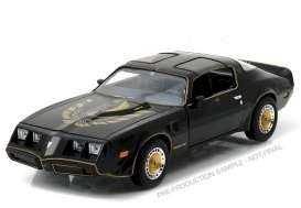Smokey and the Bandit II Diecast Model 1/24 1980 Pontiac Trans Am