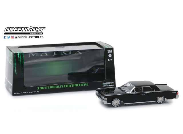 Matrix Diecast Model 1/43 1965 Lincoln Continental