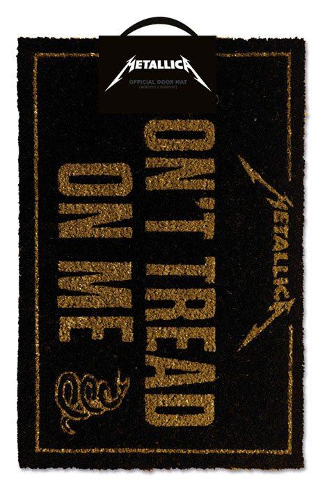 Metallica Doormat Don't Tread On Me 40 x 60 cm