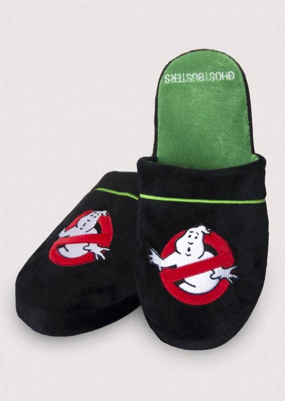 Ghostbusters Slippers No Ghosts Size M