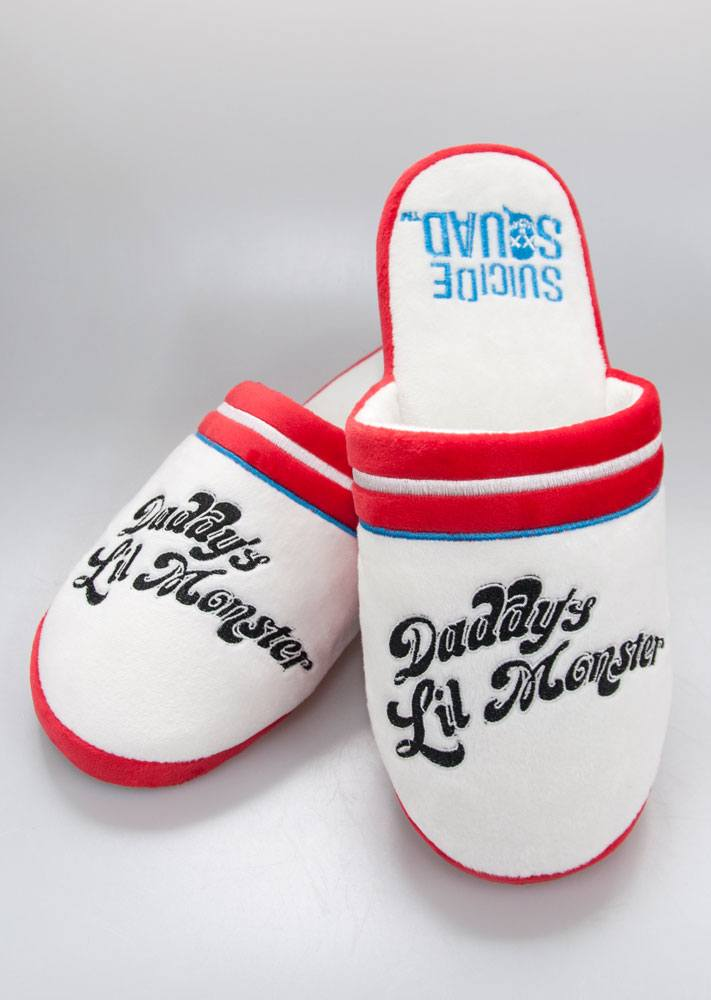 Suicide Squad Slippers Harley Quinn Daddy Size M