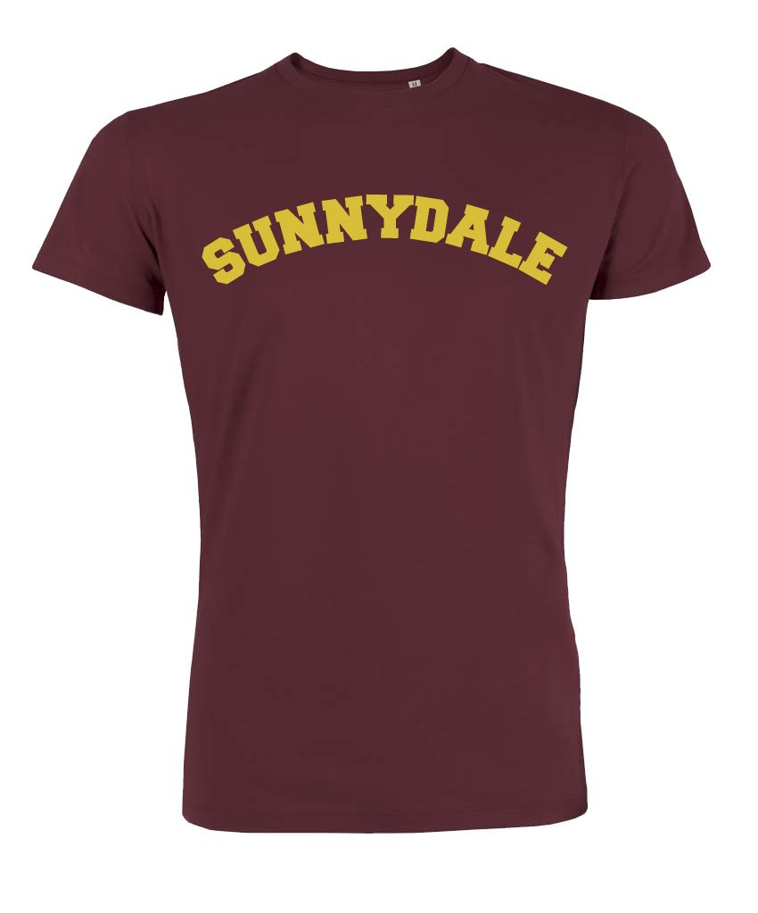 Buffy the Vampire Slayer T-Shirt Sunnydale Size M