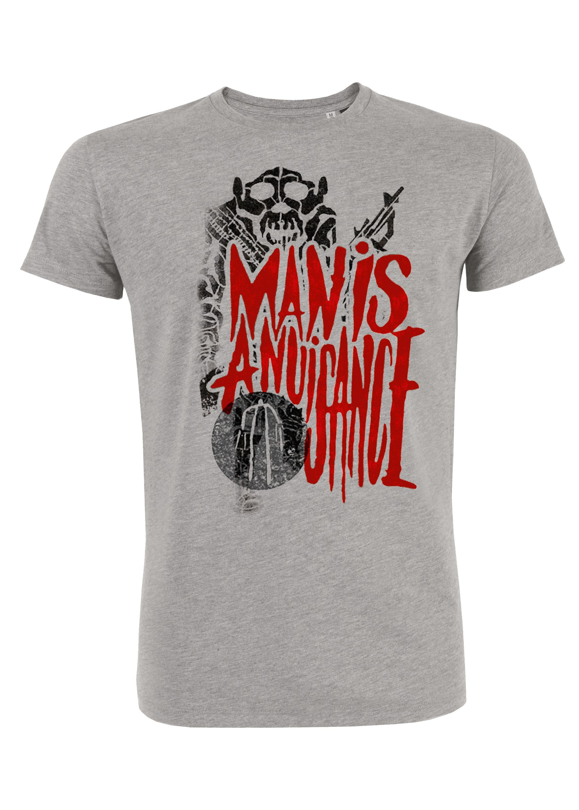 Dawn of the Planet of the Apes T-Shirt Manis Anuisance Size S