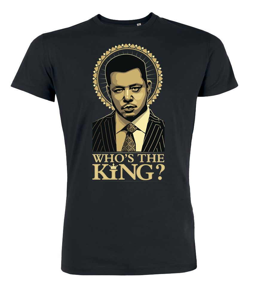 Empire T-Shirt Who's The King Size S