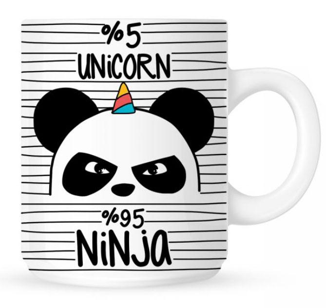 Unicorn Mug Unicorn Ninja