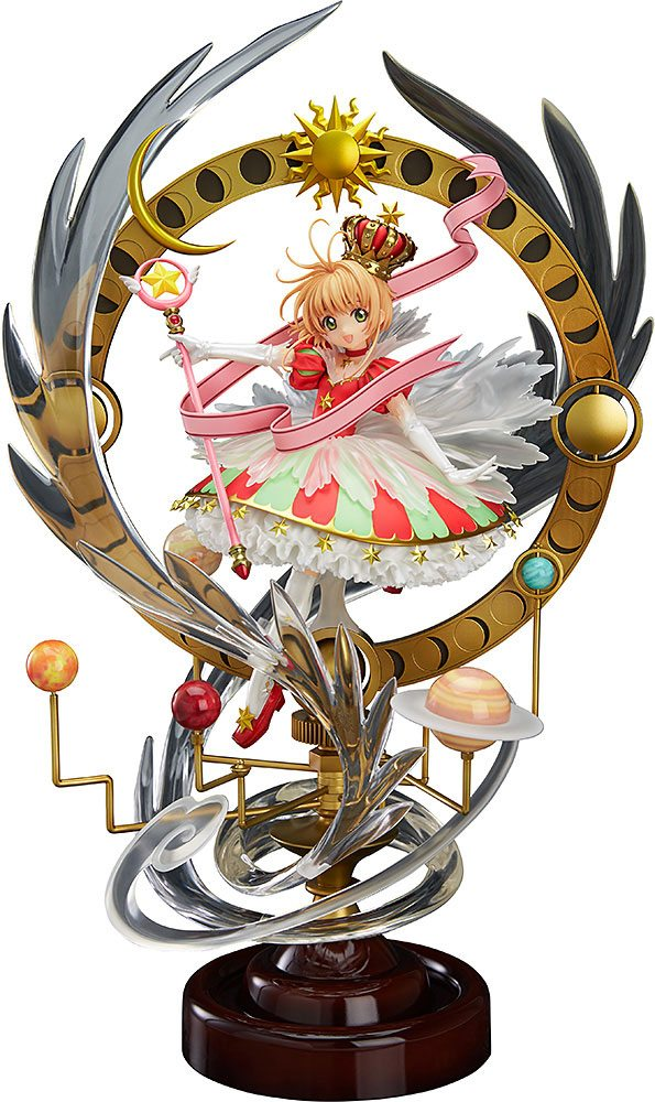 Cardcaptor Sakura Statue 1/7 Sakura Kinomoto Stars Bless You Version 45 cm