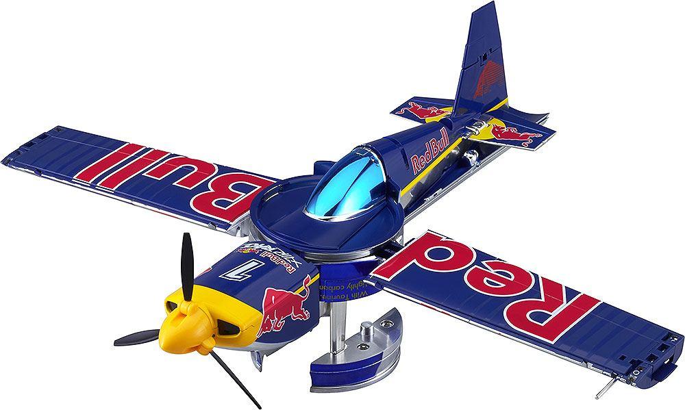 Red Bull Air Race Transforming Plane 14 cm