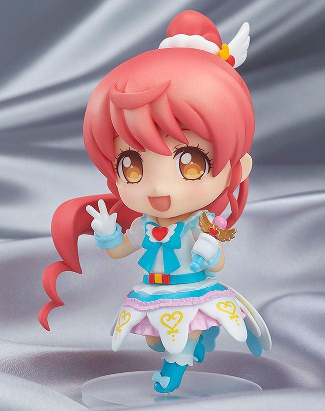 PriPara Nendoroid Co-de Mini Figure Mikan Shiratama - Silky Heart Cyalume 10 cm