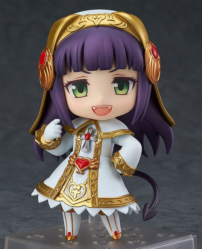 Shironeko Project Nendoroid Action Figure Mira Fenrietta 10 cm